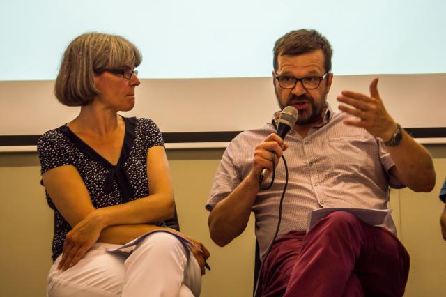 Geert en Kathleen  © Bisdom Gent, foto: Karel Van de Voorde
