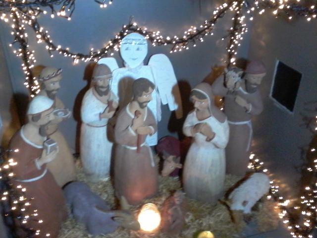 Kerststallentocht