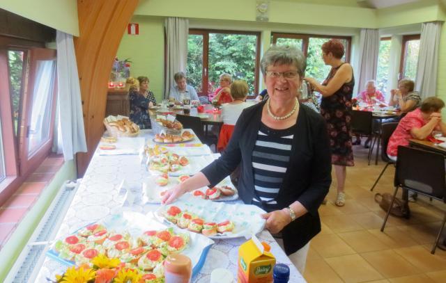 vrijwilligersfeest