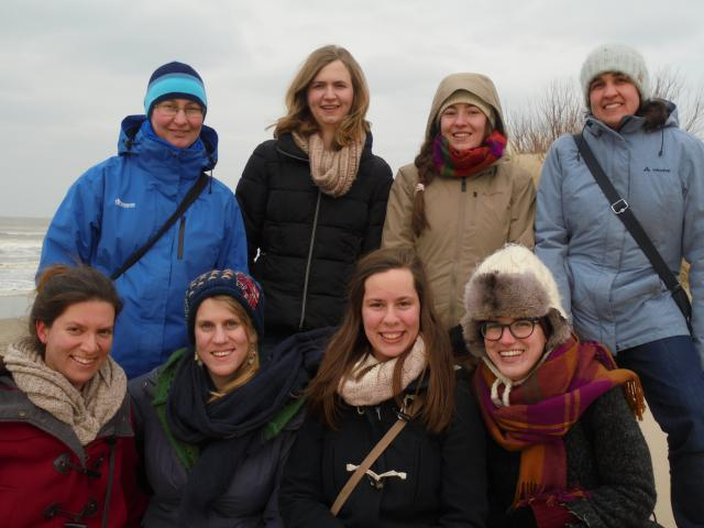 WE aan zee: uitwaaien én thuiskomen bij elkaar