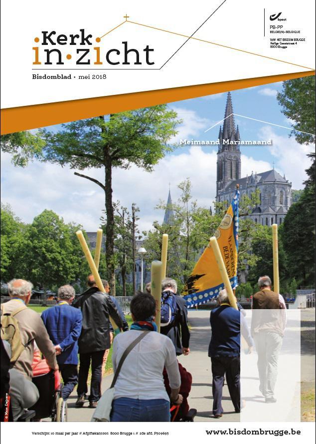 Kerk·in·zicht mei 2018 © Bisdom Brugge