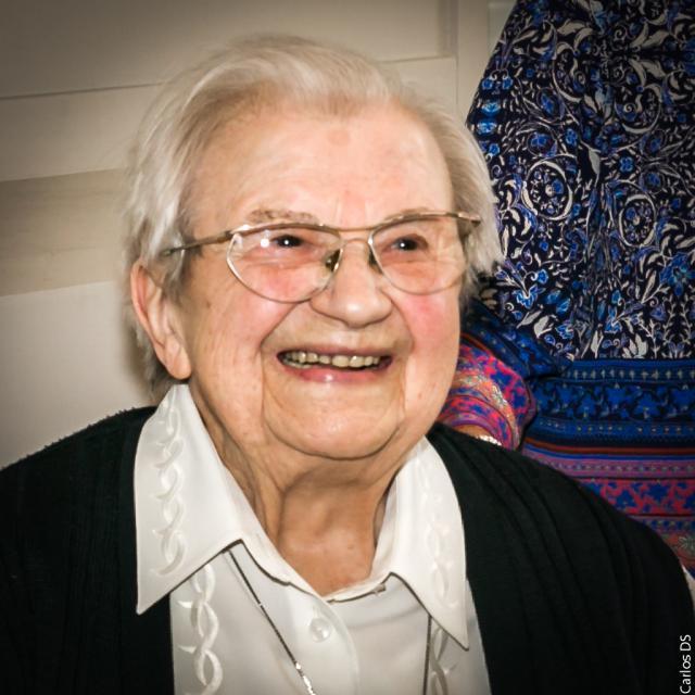 Zuster Marie Madeleine Debevere