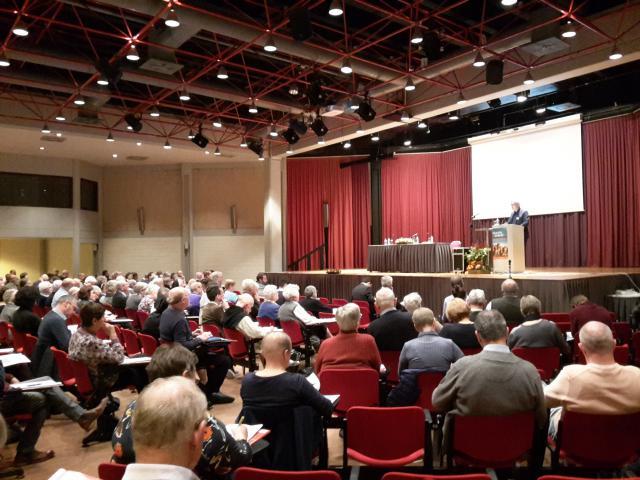 Liturgisch congres 2018 © Pieter Stevens