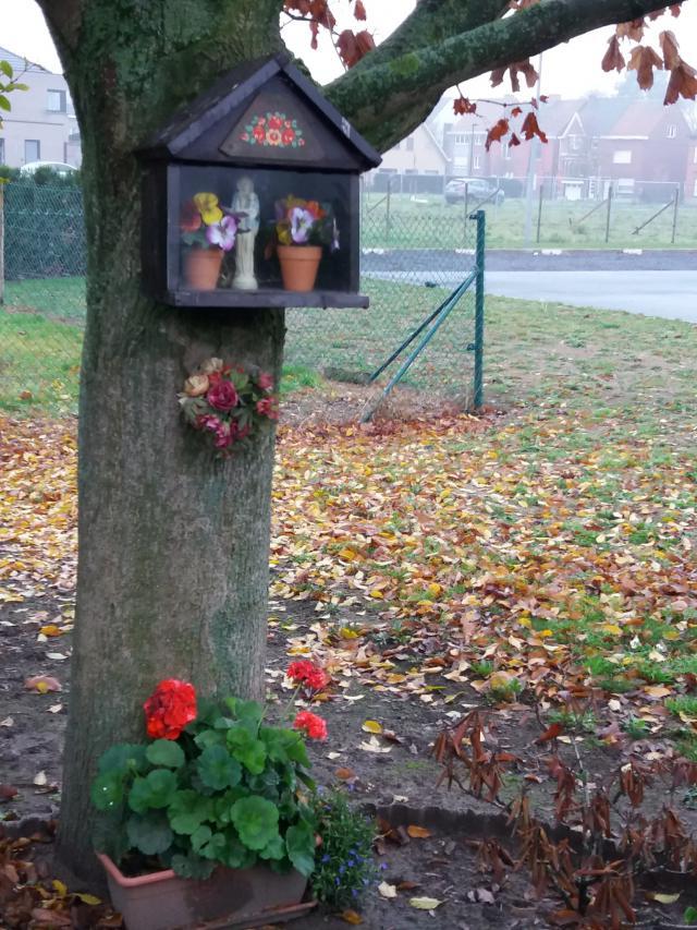 Mariakapelletjes Vincenthof Oostakker © Vincenthof
