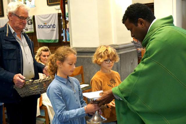 Heilige Cornliusviering © parochie Onze-Lieve-Vrouw Lichtaart