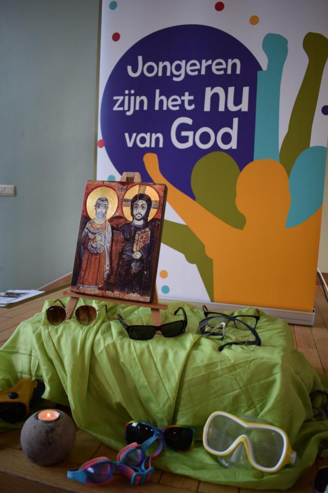 Synodaal proces in het Grootseminarie © Marieke VanderSchaeghe