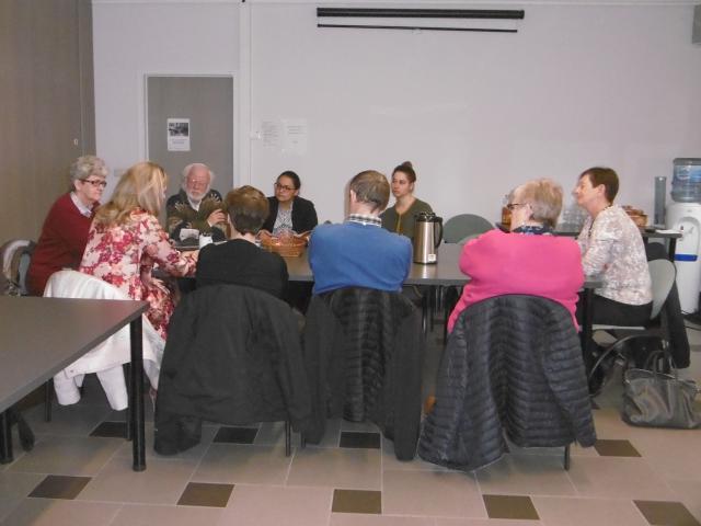 12 maart gemeentehuis Evergem © parochie in Assenede-Evergem-Zelzate