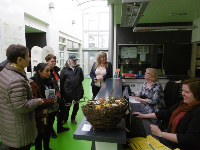 12 maart lokaal dienstencentrum Evergem © parochie in Assenede-Evergem-Zelzate