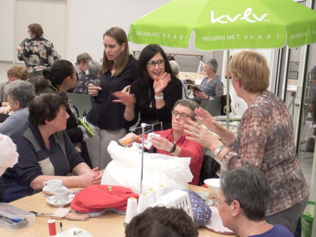 12 maart op de koffie bij KVLV © parochie in Assenede-Evergem-Zelzate