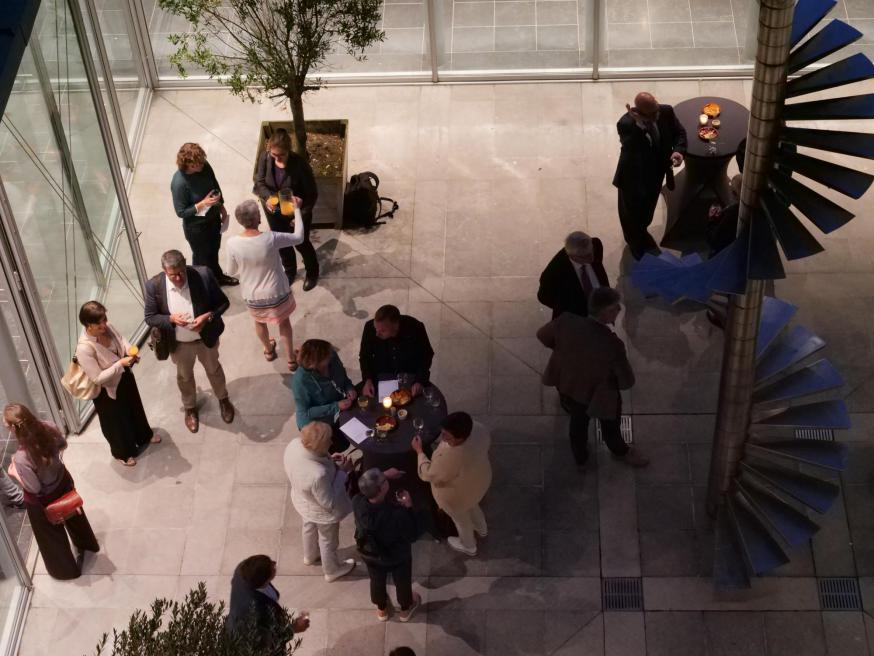 Opening academiejaar ITP