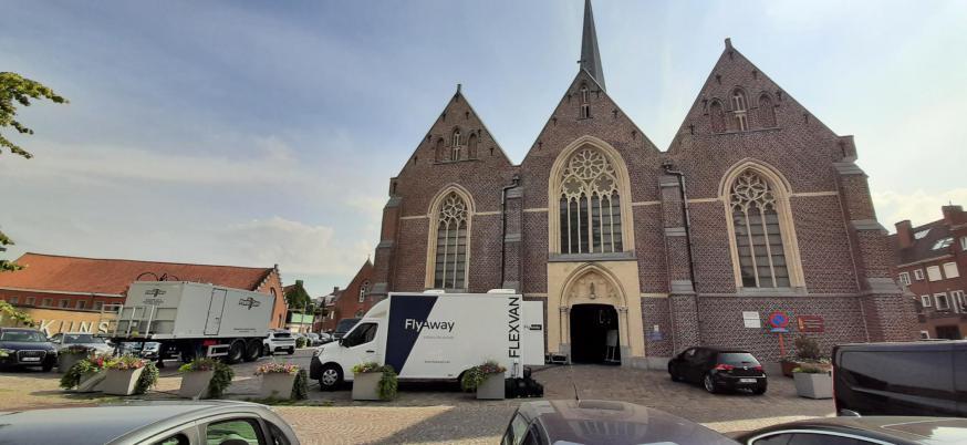 Tv-mis Sint-Pieterskerk Tielt 4 juli 2021 © KDB