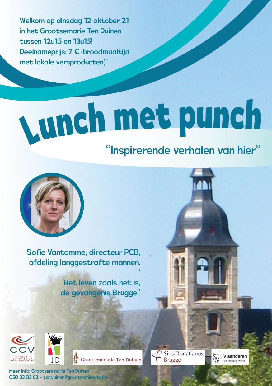 Flyer Lunch met punch 2 (12 oktober 2021)
