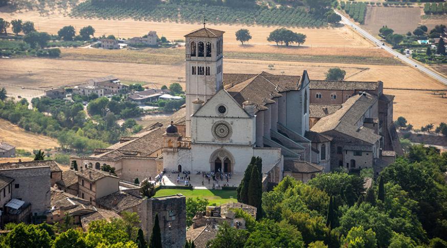 Basiliek Assisi