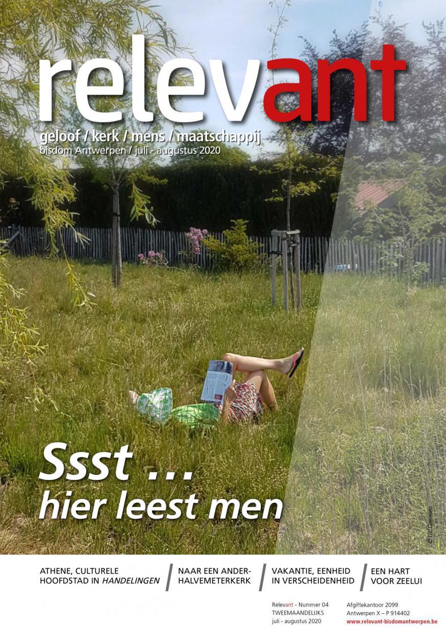 Cover_Relevant_juli-augustus_4_2020.jpg © Luc Coremans