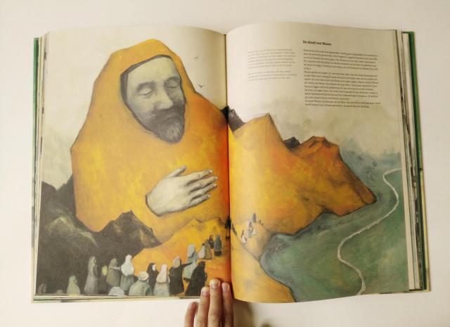Enkele voorbeelden uit het bijbelboek van Sassafras De Bruyn.