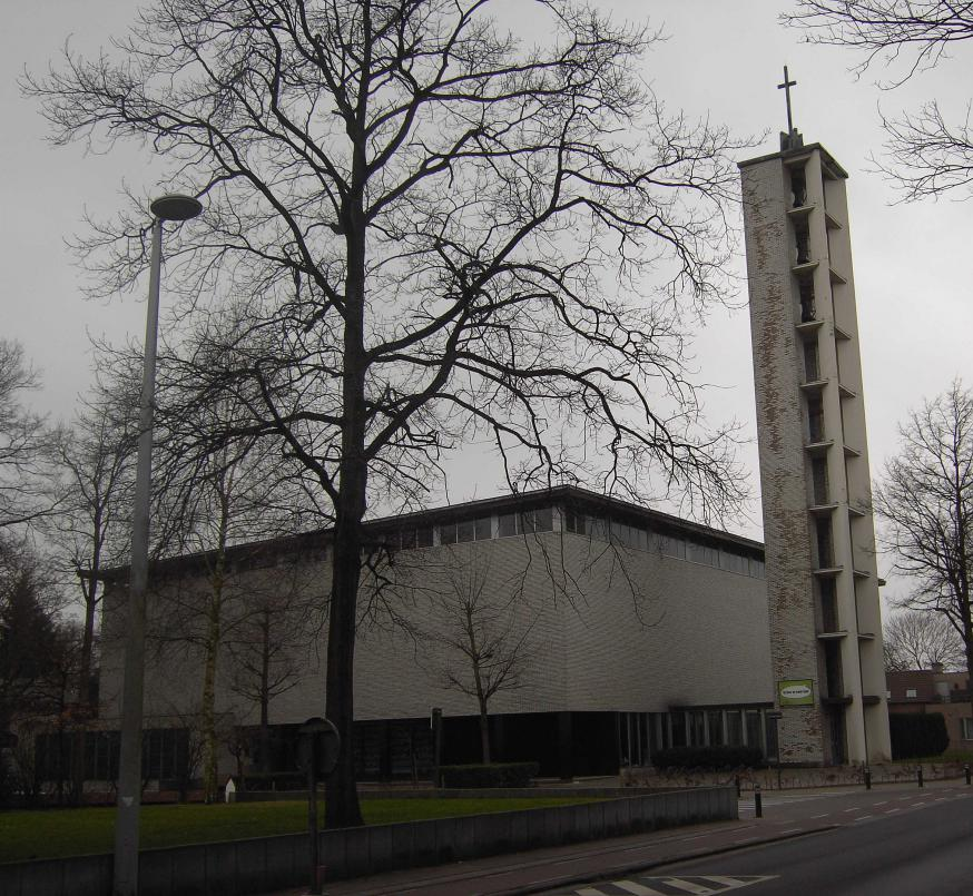 Onze-Lieve-Vrouw Oostveldkerk © Wikepedia