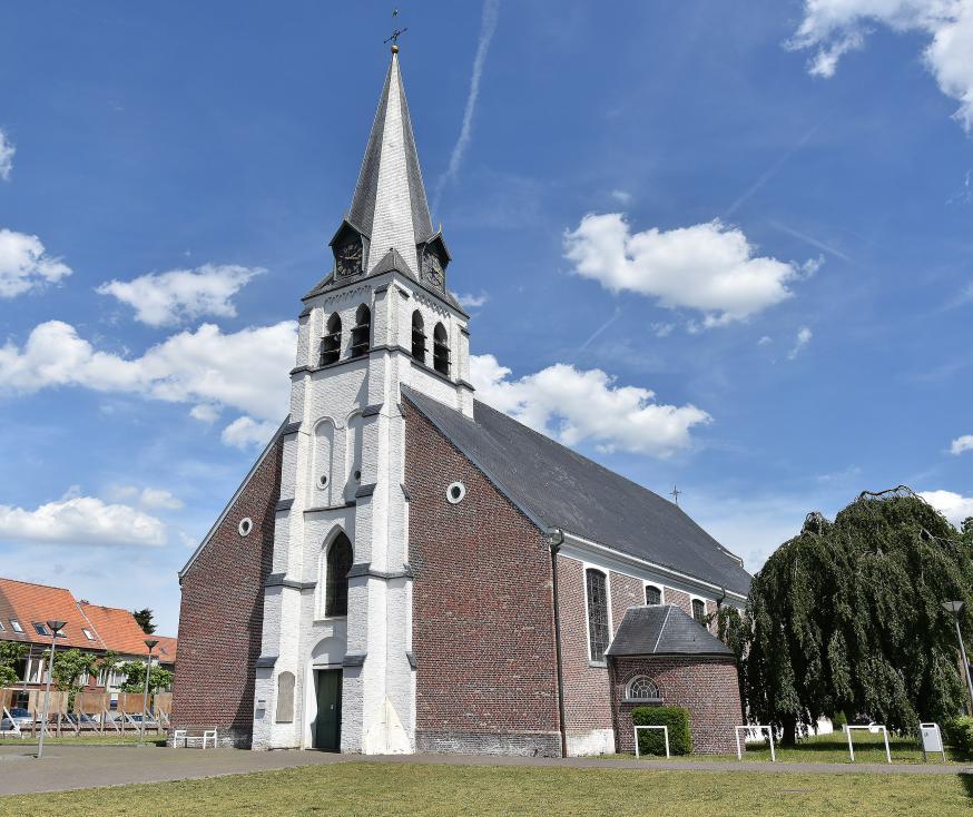Sint-Gilliskerk Lembeke © Wikipedia