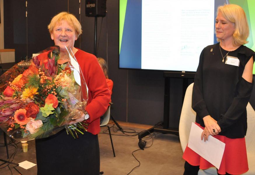 Katlijn Malfliet en Annemarie Gielen © Anne Vansteelandt