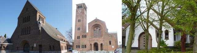 3 kerken