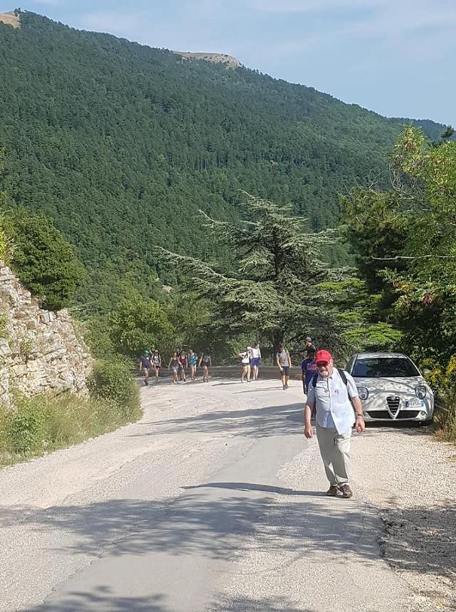 Misdienaarsreis - zondag 29 juli (Assisi)