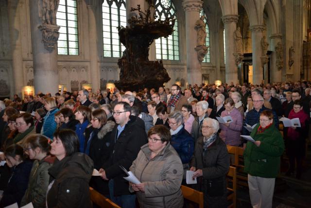Chrismaviering Mechelen © Jeroen Moens