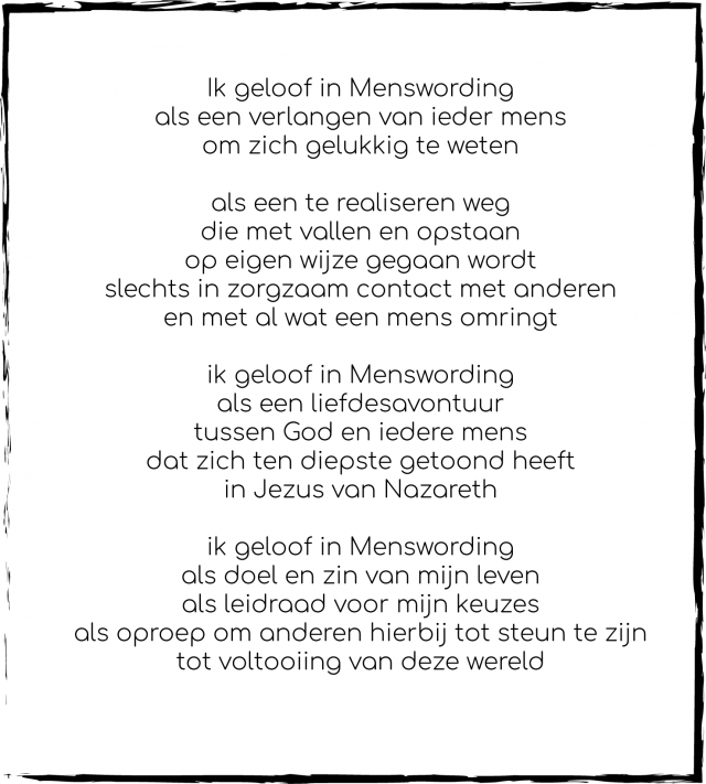 Menswording