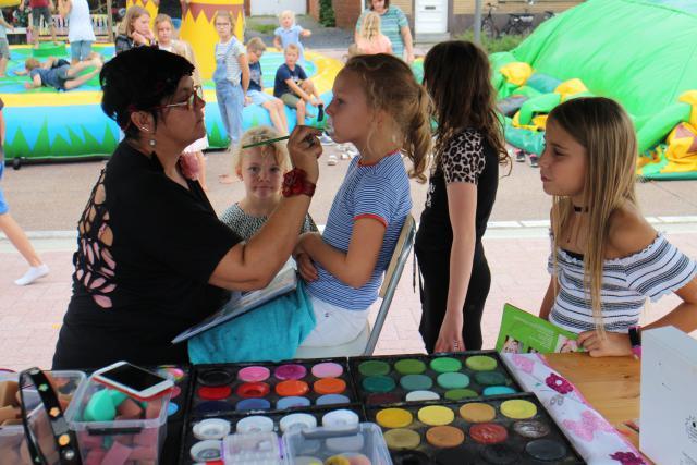 Ook voor de kinderen was het feest © RvH