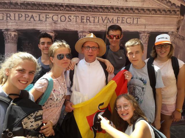 Misdienaarsreis - donderdag 2 augustus (Rome)