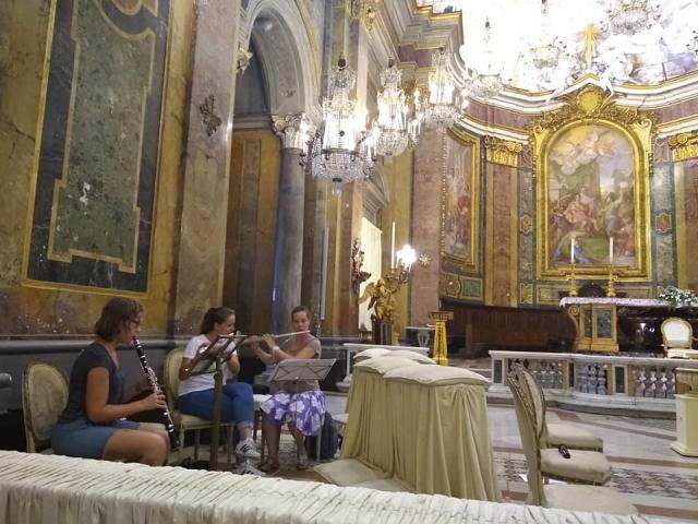 Misdienaarsreis - woensdag 1 augustus (Rome)