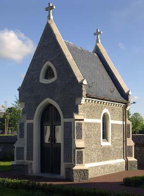 Begijnhof  Kapel Onze-Lieve-Vrouw van zeven smarten  (19de eeuw)