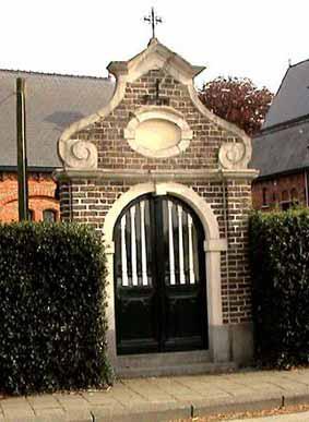 Heurnestraat 253 - Onze-Lieve-Vrouw van Lourdeskapel