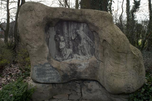 """Vierde smart """"Maria ontmoet Jezus op Zijn lijdensweg naar Calvarie"""""""