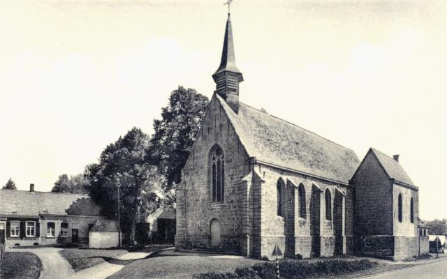 Oude kapel Kerselare