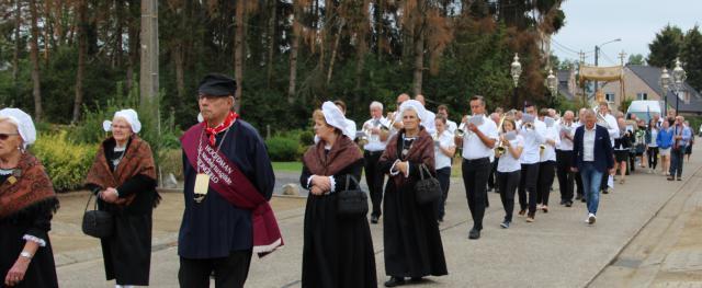 Sacramentsprocessie Tongerlo © HT