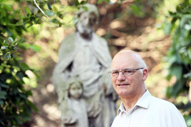 Vicaris Luk De Geest © Kristof Ghyselinck