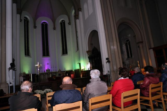 Nacht van de Meetjeslandse kerken © Kristof Ghyselinck