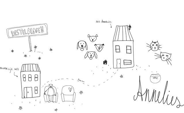 Het verhaal van Annelies: een warm nest in Destelbergen.