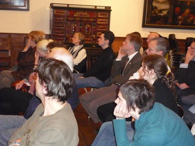 Abdij-ontmoetingen advent '08