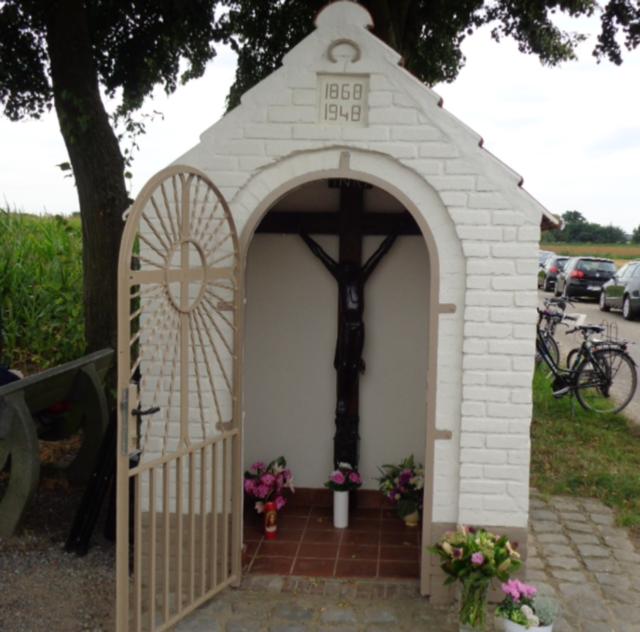 kruis - Heesstraat, Kessenich