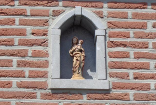 Huiskapelletje - Breeërsteenweg, Kinrooi