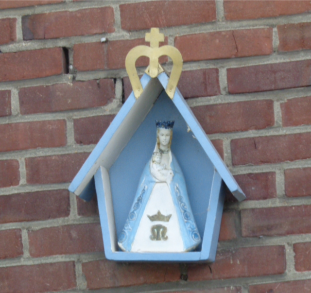 Huiskapelletje - Kruisstraat, Kinrooi