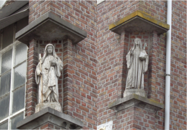 Harlindis & Relindis - Venlosesteenweg, Ophoven