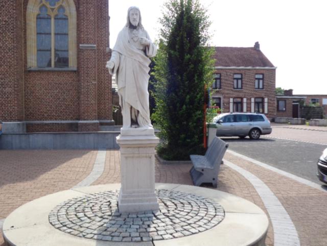 Kerk H. Hart - Grote kerkstraat, Kinrooi
