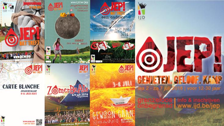 JEP! van 2012 tot 2018