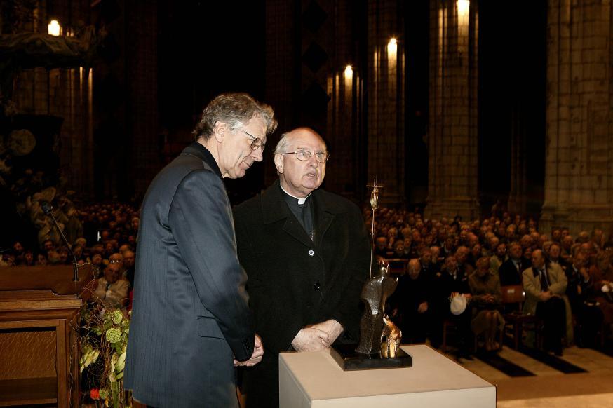 Afscheidsviering 19 maart 2004 © Bisdom Gent