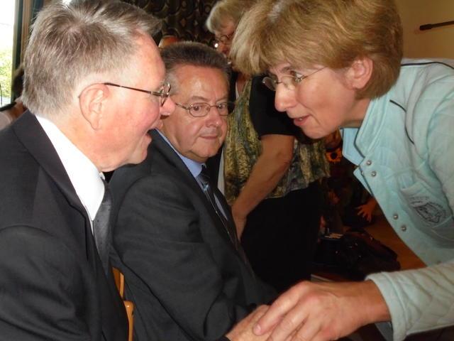 Dichtbij mensen - parochiewerk Duitsland