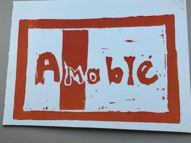 Amable, naam van onze plusgroep © Noëlla Jordens