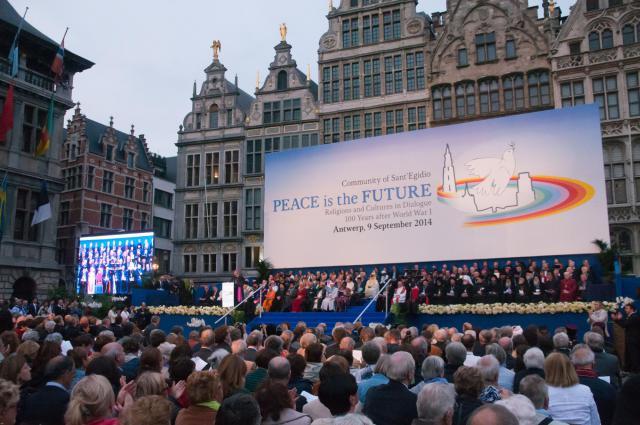 In 2014 vond de bijeenkomst plaats in ons land © Philippe Keulemans