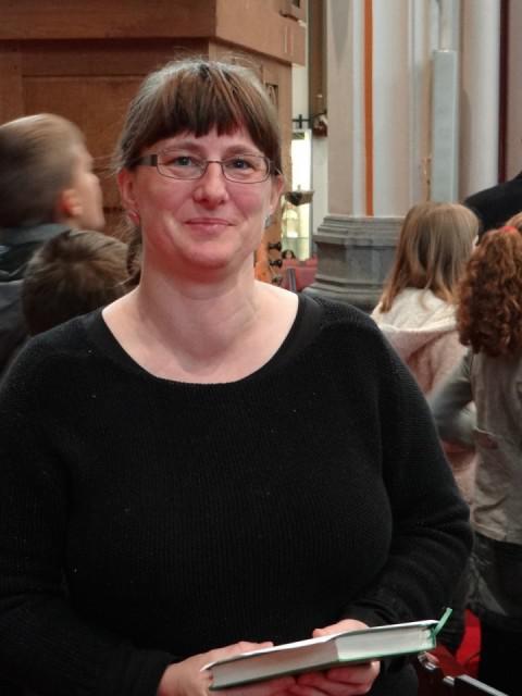 Annelies De Kegel, parochieassistente in Ninove