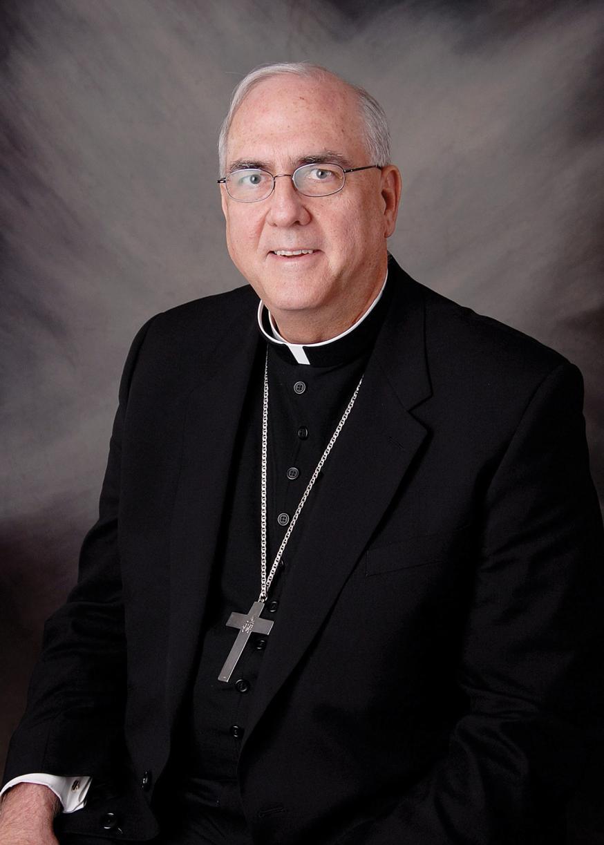 Aartsbisschop Joseph Naumann van Kansas City, VS. © National Catholic Prayer Breakfast